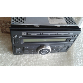 Rádio Original Cd Player Nissan Tiida