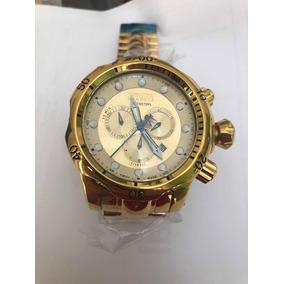 Relógio Invicta 14504 Dourado Reserve Venom Gold Original