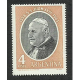 Ss Juan Xxiii-1964(688) Argentina