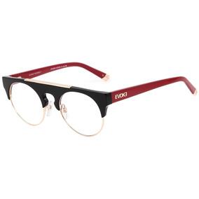 Oculos Evoke Preto Com Vermelho De Sol - Óculos no Mercado Livre Brasil ea1cb90d11