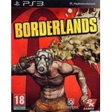 Borderlands 1 Ps3 En Español Nuevo Y Sellado!
