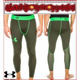 Lycra Under Armour Larga Para Hombre Capry Nike Compresion