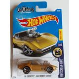 Gas Monkey Corvette