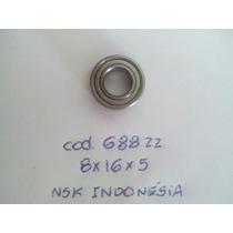 Rolamento 688 Zz 8x16x5 Nsk Indonésia E Ezo Japão