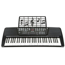 Hamzer 61 Teclado Piano Electronico Nuevo Blakhelmet Sp