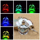 Llavero Totoro Anime Ghibli Led Colores Animecun