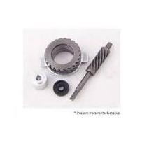 Engrenagem Velocimentro Xlr125/bros125/150 Tambor Audax
