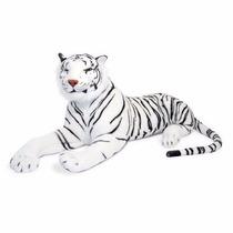 Tigre Blanco 56cm Gigante De Peluche Melissa & Doug