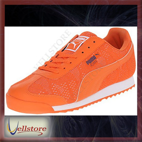 Tenis Puma Hombre Roma Engineer Camou Ankle High Tennis