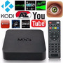 Smart Tv Ott Box Android 4k Ultra Hd Netflix Youtube + Hdmi