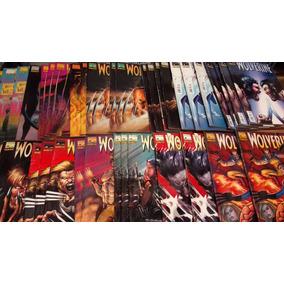 Wolverine - Vários Numeros - Editora Panini - 1º Série