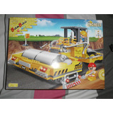 Lego Banbao De Maquina Vial