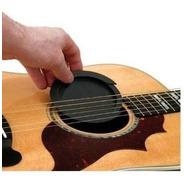 Anti Feedback Violão Redutor Microfonia Preto 9,5 Cm