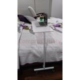Mesa Auxiliar Cama Hospitalaria Comer O Laptop Graduable 1a
