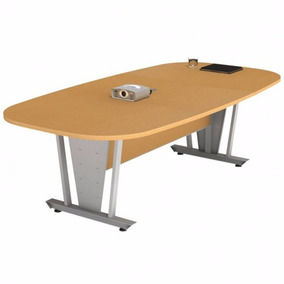 Mesa Para Oficina De Juntas Para 14 Personas Con Pasacables en ...