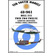 Far South Models 1/48 48-961 Bell 212 Twin Two Twelve