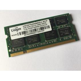 Memoria Ddr2 2gb Para Laptop Compatible Con Todas Las Marca