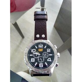 7d804d3a91f Relogio Caterpillar Cat Novo - Relógios De Pulso no Mercado Livre Brasil