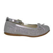 Zapatos Chatitas Con Brillo Tipo Lurex Dreams Caballito M
