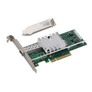 Placa De Rede 10gb Intel X520-da1 Ñ Da2 | Mikrotik Hp Dell