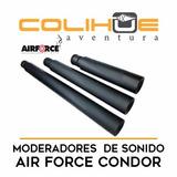 Moderador De Sonido Rifle Pcp Air Force Condor