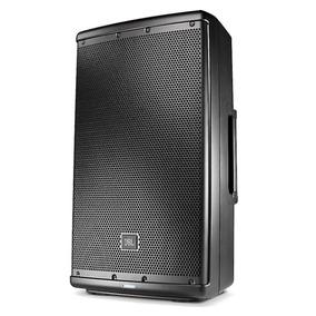 Caixa De Som Acústica Ativa Profissional Jbl Eon612 1000 W