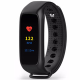 Fitband Flycool L30t Smartwatch Color Touch + Frec Cardiaca