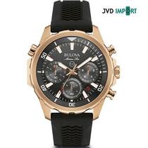 Reloj Bulova Marine Star 97b153 - 100% Nuevo Y Original