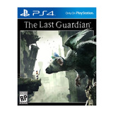 Juego Ps4 Sony The Last Guardian