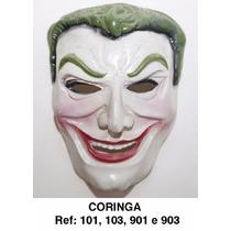 Máscara Do Personagem Coringa