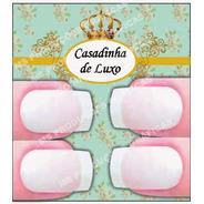 Cartão Adesivos Artesanais Unhas 4000 Cartelas Personalizado
