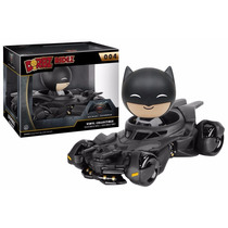 Funko Pop Dorbz Batman Vs Superman - Batmobile Ridez Nuevo !