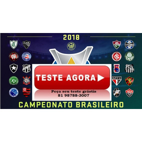 Lista Iptv Sd, Hd E Full Hd Envio Imediato Brasileirão 2018!