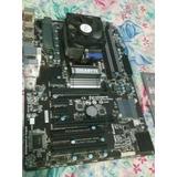 Am3+ Fx Gamer Placa Ga-970a-ds3p