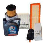 Kit 4 Filtros Original + Aceite Peugeot 208 1.6 115hp Nafta