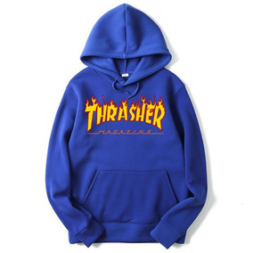 Sudadera Thrasher Skate Spitfire Vans Antisocial Supreme Bts