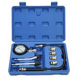 8milelake Profesional Auto Gasolina Gas Motor Cilindro Compr