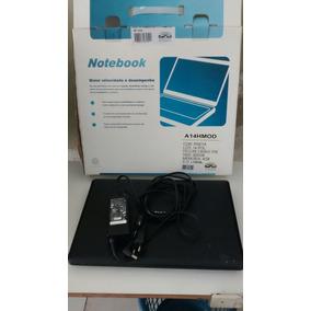 Notebook Core I3 4gb Ram Defeito Não Liga, Leia O Anúnio