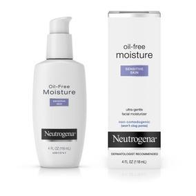 Hidratante Facial Neutrogena Oil-free Pele Sensível 118ml