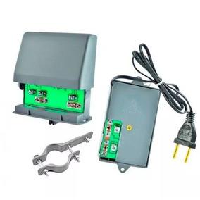 Amplificador De Sinal Para Tv Digital Booster 40 Db Uhf