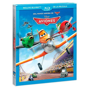 Aviones (planes) Blu-ray