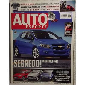 Auto Esporte Nº558 Nov/11 Palio Prius Cobalt - Frete Grátis