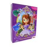 Princesinha Sofia: Prenda E Aprenda Disney Melhoramentos