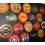 Placas Retro Rustica Metal Redonda Vintage Cervejas Carro