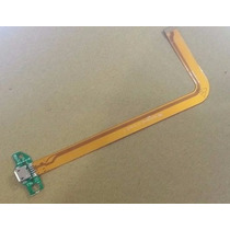 Cabo Flex Jack Hp Slate 7 Carga Dock Conector Usb Plug