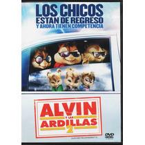 Alvin Y Las Ardillas 2 - 1 Dvd