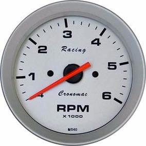 Conta Giros Para Motores Diesel Cronomac Tamanho 100mm