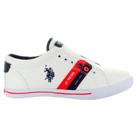 Tenis Casuales Us Polo Assn 3