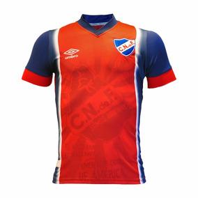 Camiseta Roja 2016 Club Nacional De Football Umbro S/sponsor