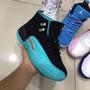 Botas Botines Nike Jordan Retro Dama !!2017!!